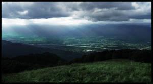 Dark valley by VirtualZ