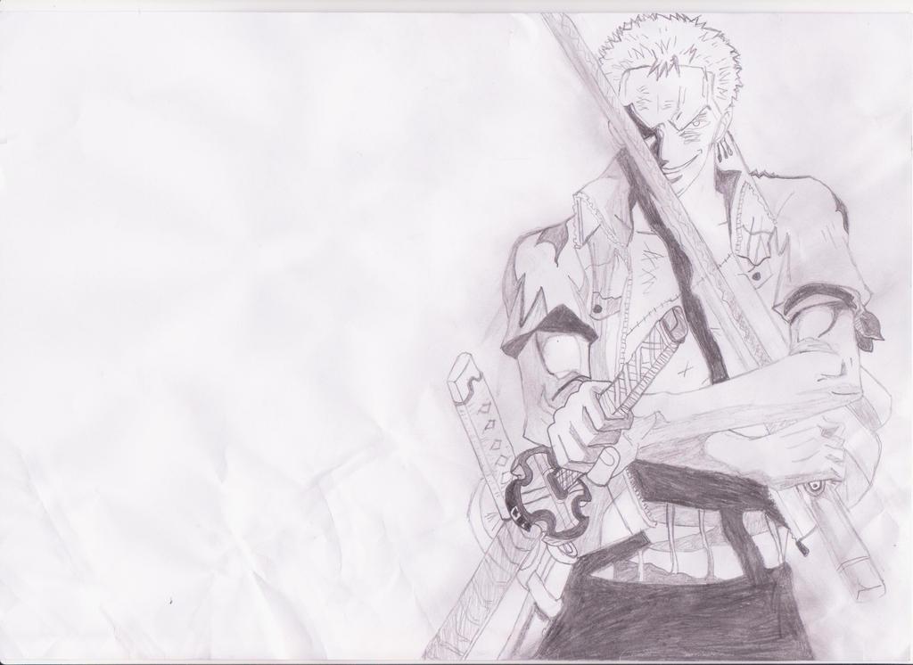 Zoro Swords 001 by Ixtails