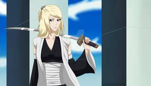Bleach OC Suzuka