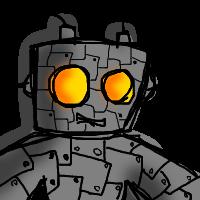 robot by alexblue0