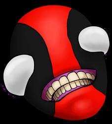 Deadpool (I guess) by alexblue0