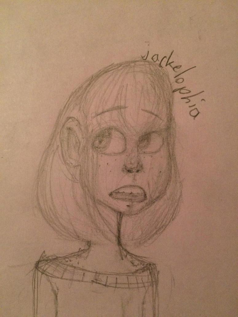 school doodle yay by jackelophia