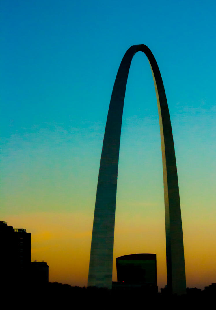Sunset Ford St Louis >> Sunset in St. Louis 2 by ciarastorm on DeviantArt