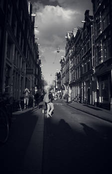 Streets of Amstredam