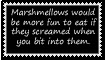 Marshmellowz by xNillowx