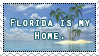 Florida - Stamp by BambooGecko