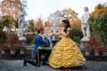 Belle, would you marry me?