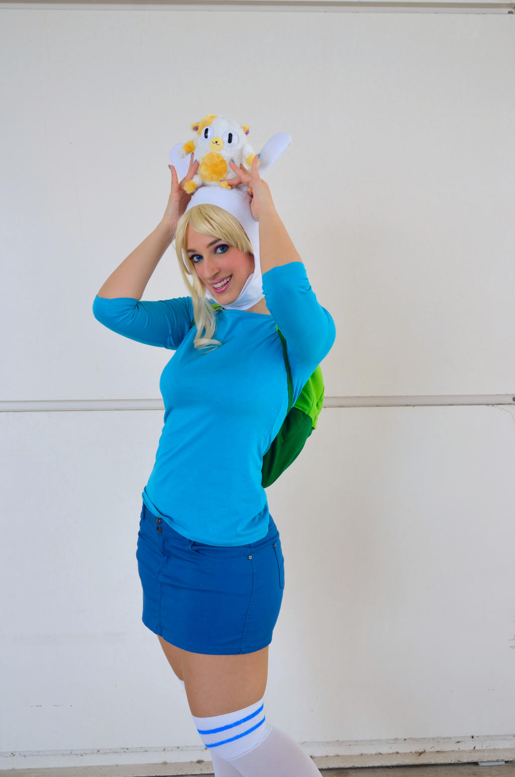 fionna adventure time cosplay - photo #42