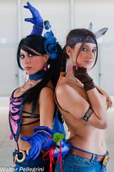 Tekken girls