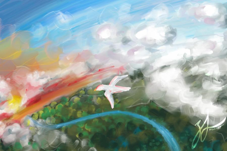 Terranigma - Ark's Final Journey (2013) by Meekochan