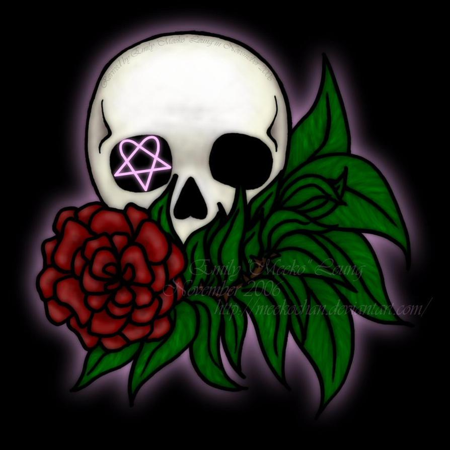 Love Thy Skull -Heartagram- Revived (2006) by Meekochan on