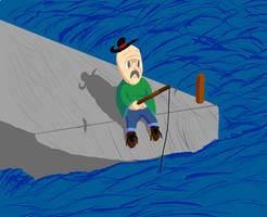 Leonard Goes Fishing