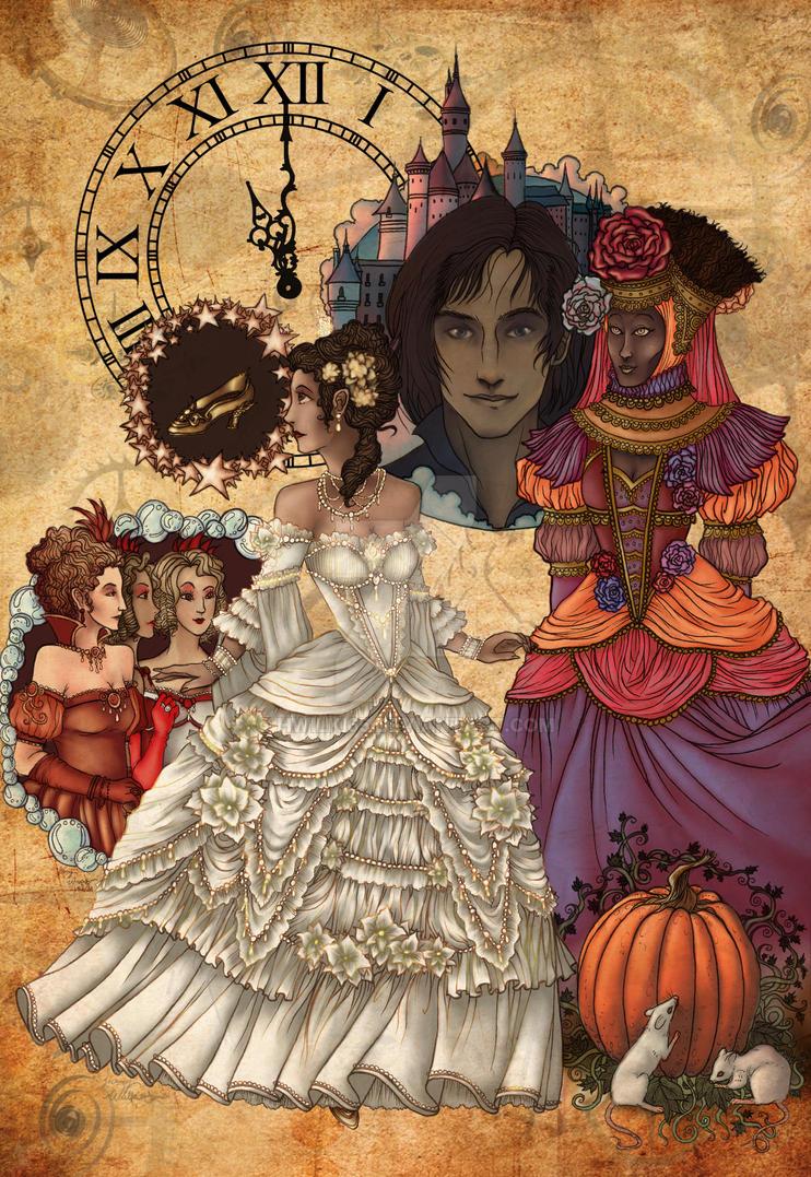 Cinderella by hwilki65