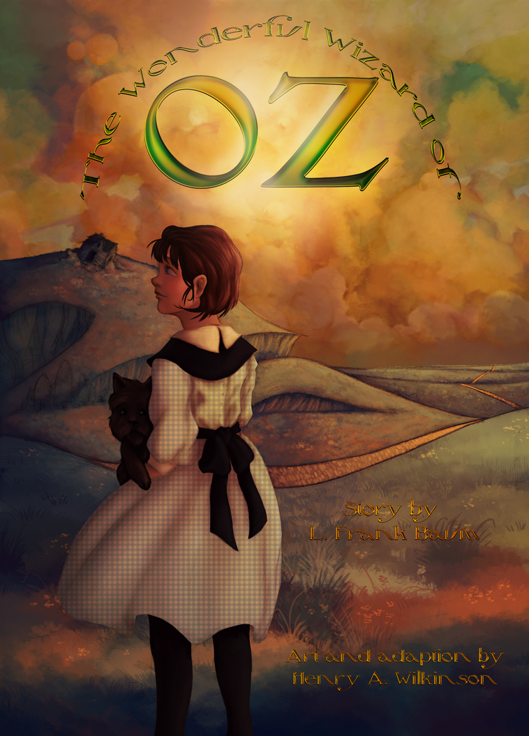 Oz - Cover by hwilki65
