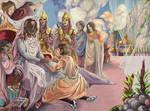 Glinda Grants Dorothy's Wish