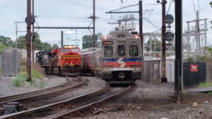 SEPTA and NS 8114