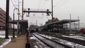 2 Trains, 2 Destinations