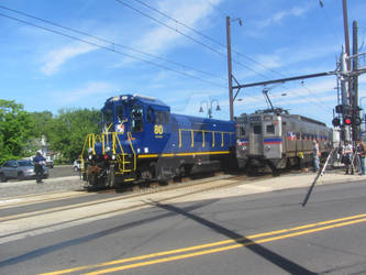 SEPTA 80 and 290