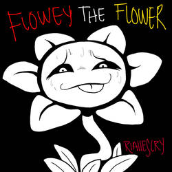 Flowey by RotGuillotine