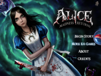 Alice Madness Returns Storybook by pamlaisly232