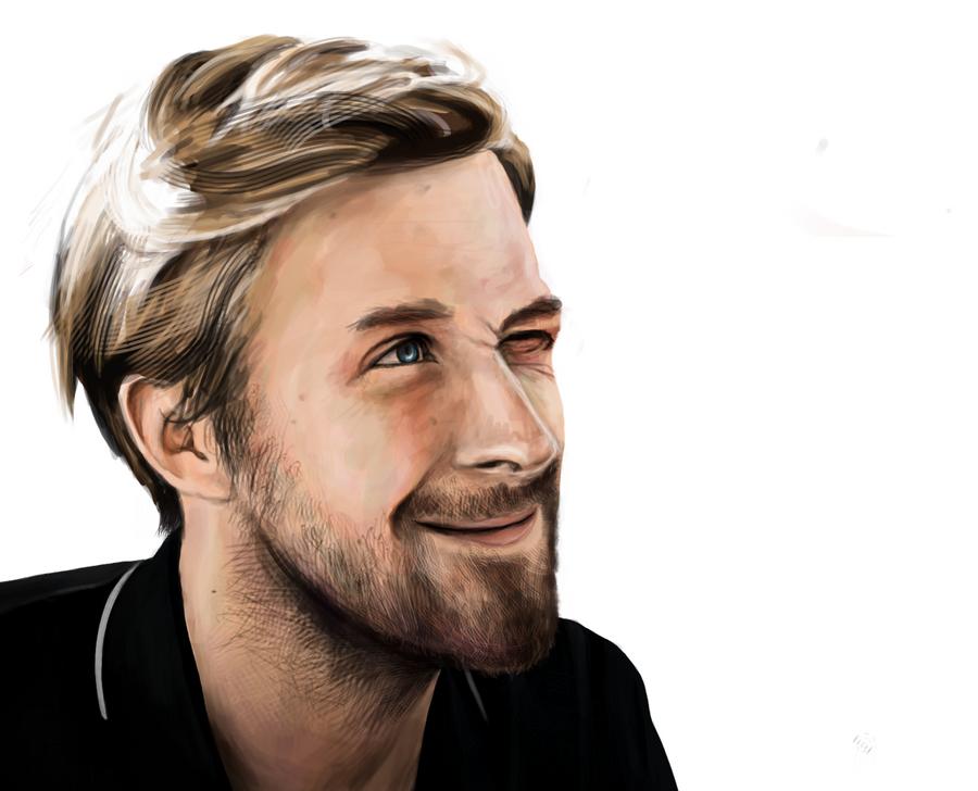 Gosling by ponylov