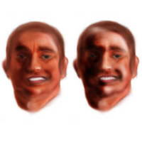 Digital Paint - Man