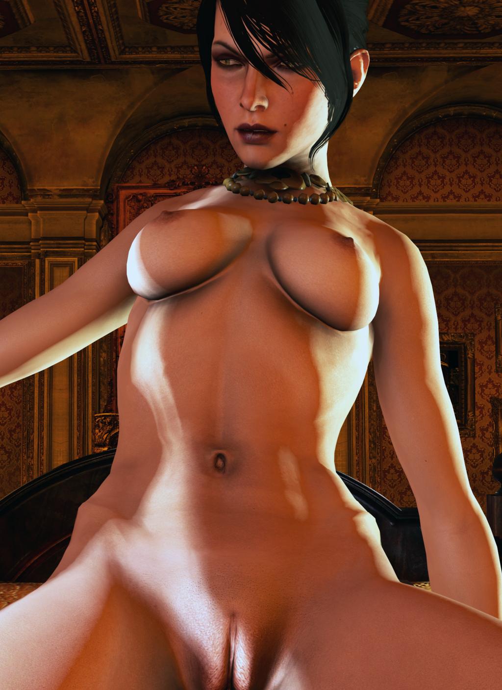 Morrigan Dragon Age Nude