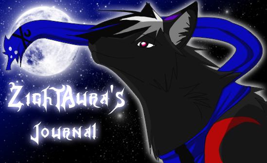 Gift Art - Zightaura header by Night-meru