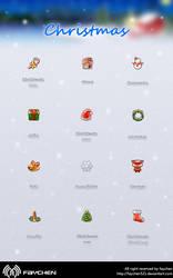 Christmas Snow icon