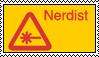 Nerdist Stamp by SpiritInSpace