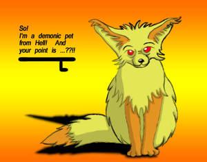 Demonic Pet