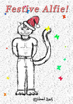Festive Alfie