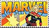 Stamp: Captain Marvel 4 by heliodorh