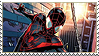 Stamp: Ultimate Comics Spider-Man 1 by heliodorh