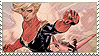 Stamp: Captain Marvel 7 by heliodorh