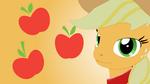 [SFM Pony Wallpaper] Applejack
