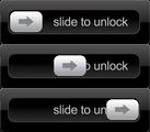 Slide to unlock by CcHeEkeNPoXx