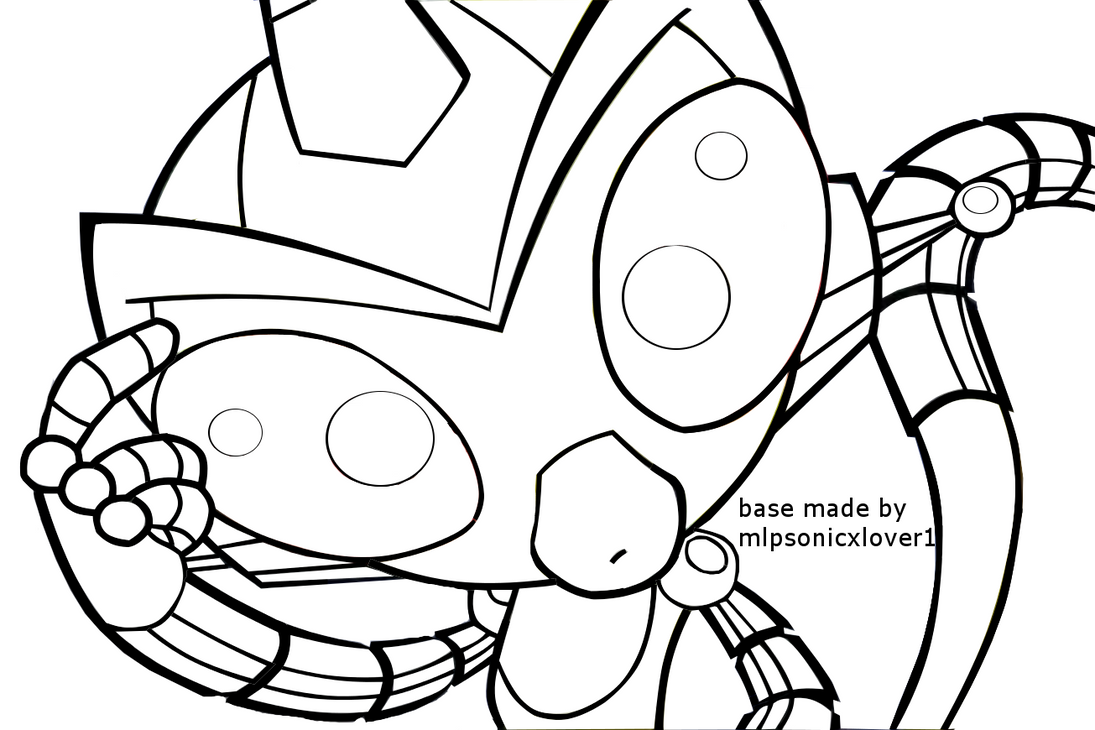 Super Robot Monkey Team Hyper Force Go - Free Coloring Pages