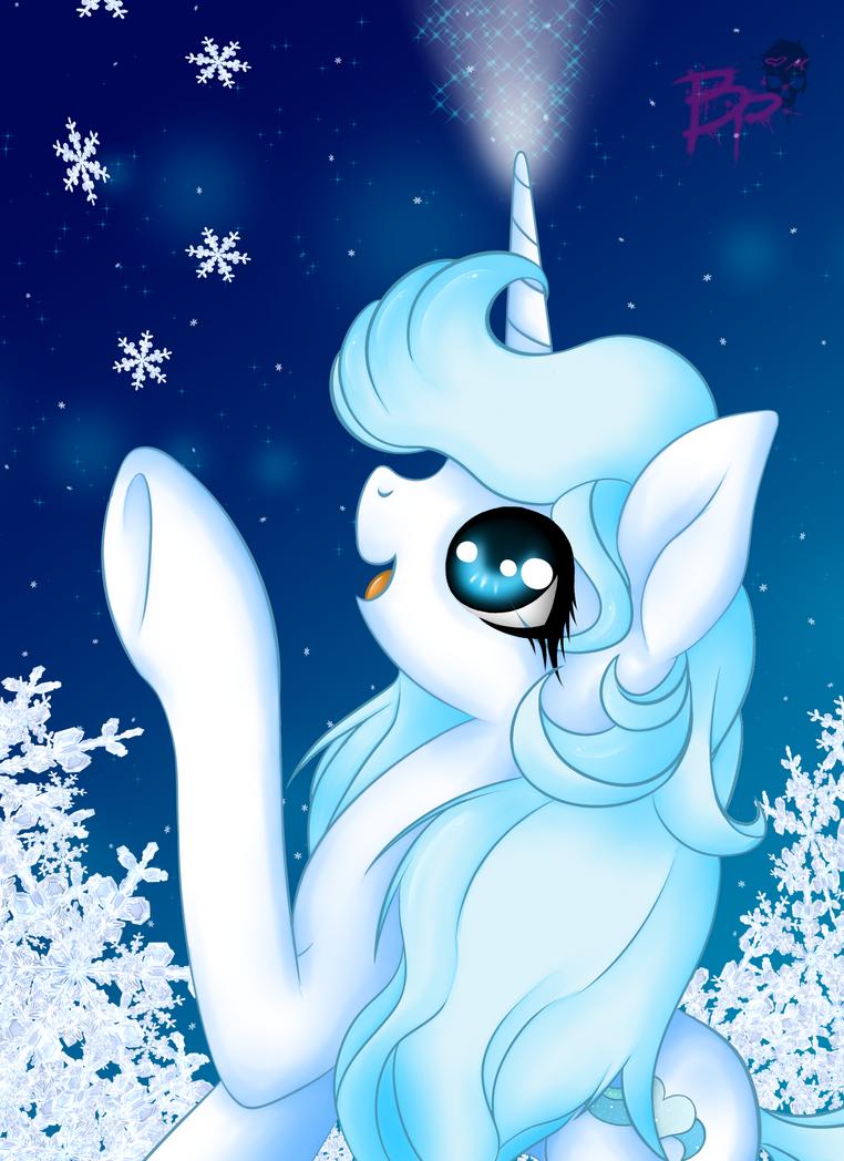 bg joakaha: hearteye shine create winter by BloodyPink-M