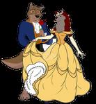 Prince Balto And Princess Jenna