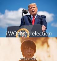 trump must not tell lies