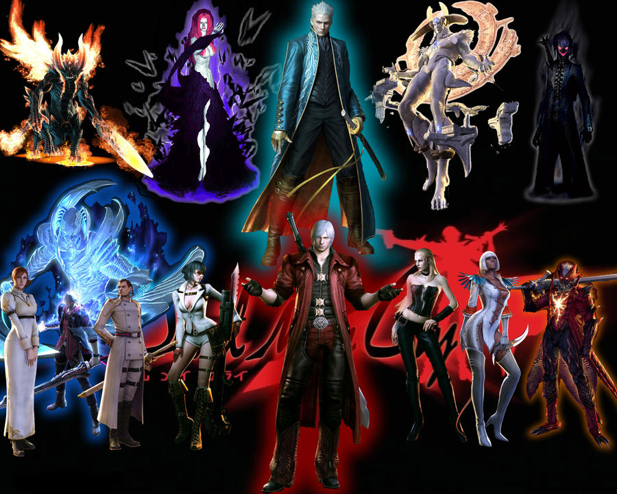 Devil May Cry by lordi114