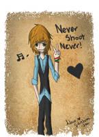 NeverShoutNever by AxChaoticxCrescendo