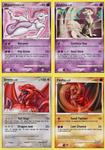FAKE POKEMON CARDs Nr.2  x4