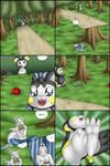 picnic in the forest - part 1