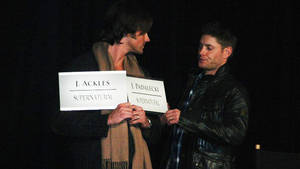 Jensen and Jared by GDbreaker97