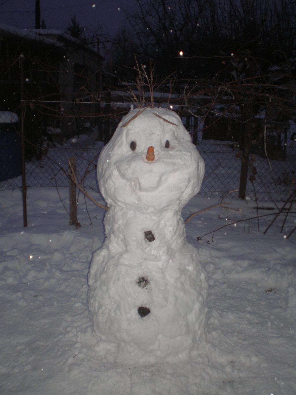 Olaf by llallogan