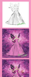 Touch of Rose : Step by step by Enamorte