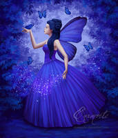 Sapphire by Enamorte