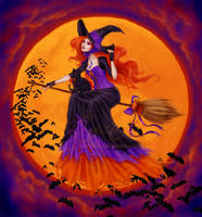 Halloween 2012 by Enamorte